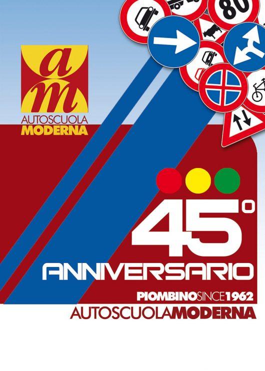 45° anniversario Scuola Moderna