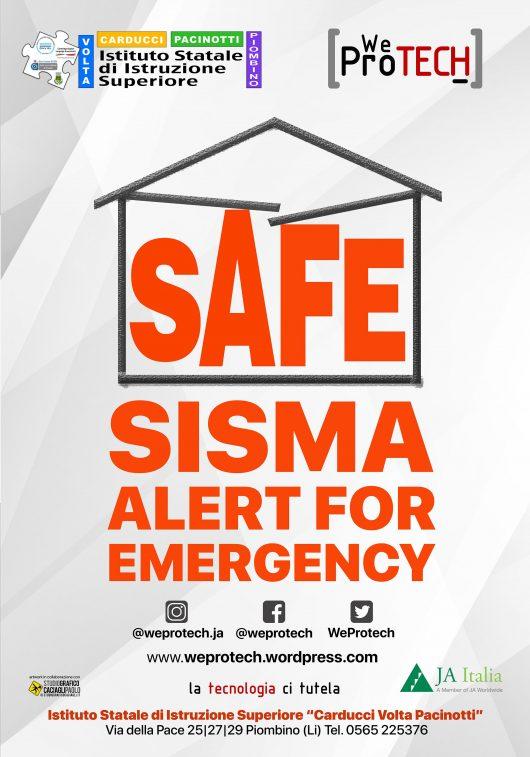 Progetto S.A.F.E. Sisma Alert For Emergency