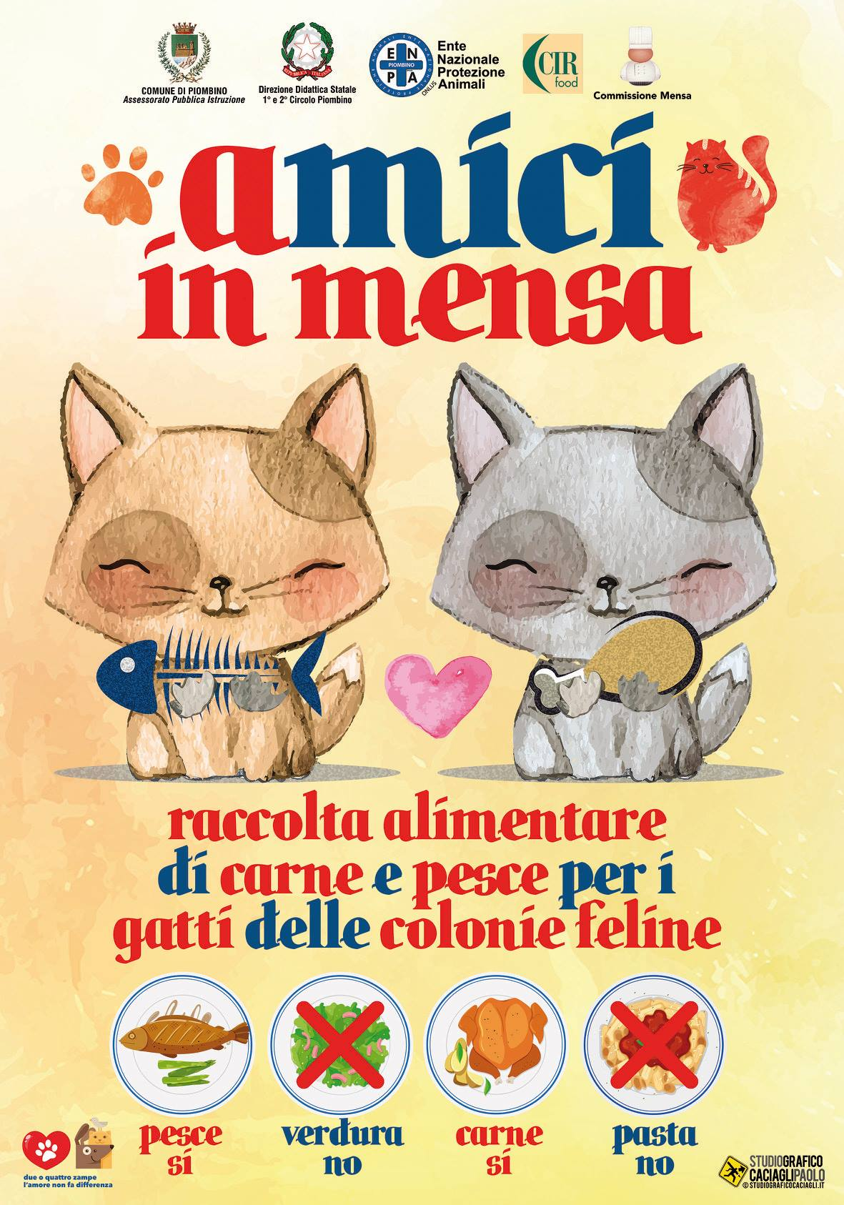 aMici in mensa