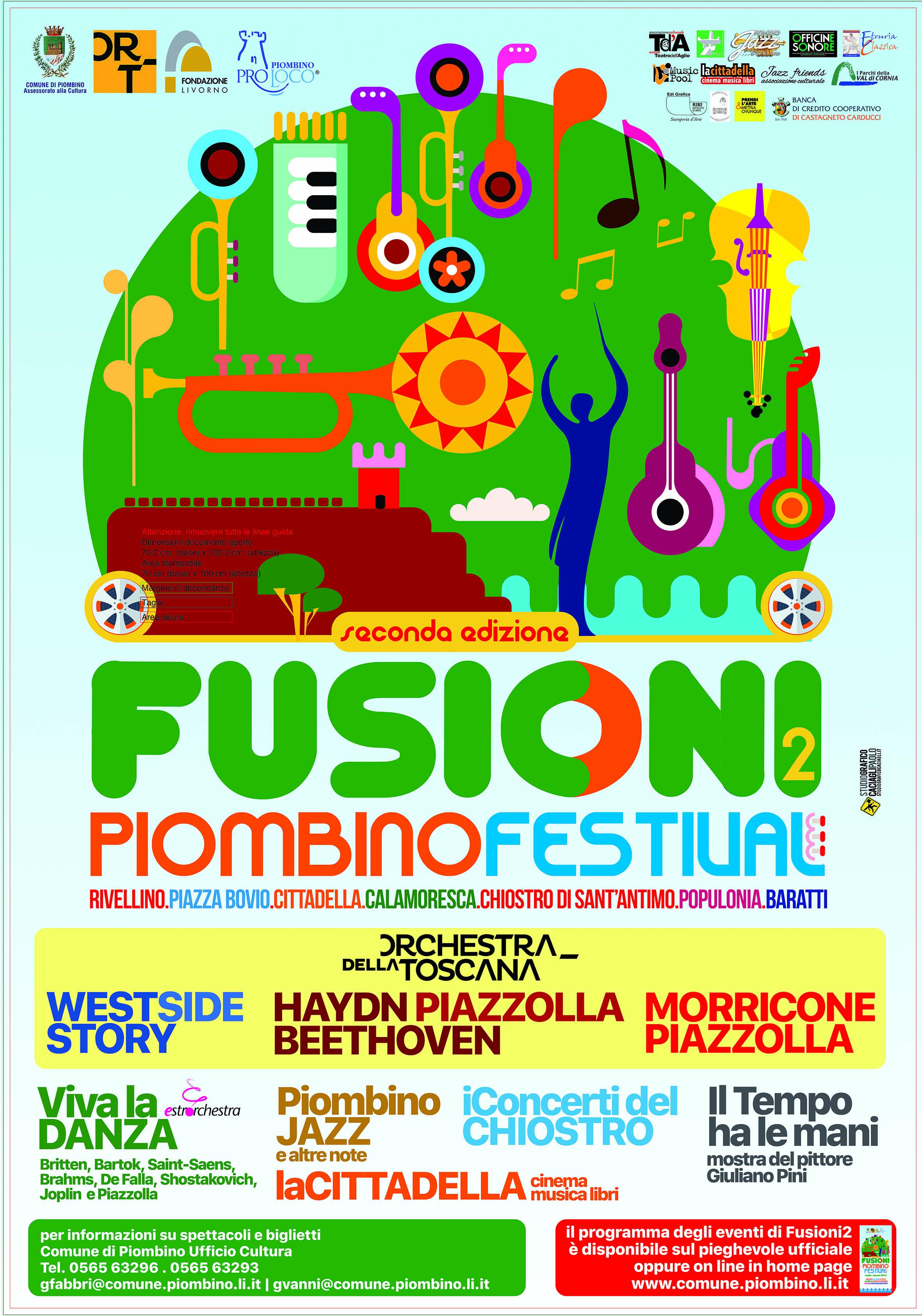 Fusioni 2 Piombino Festival