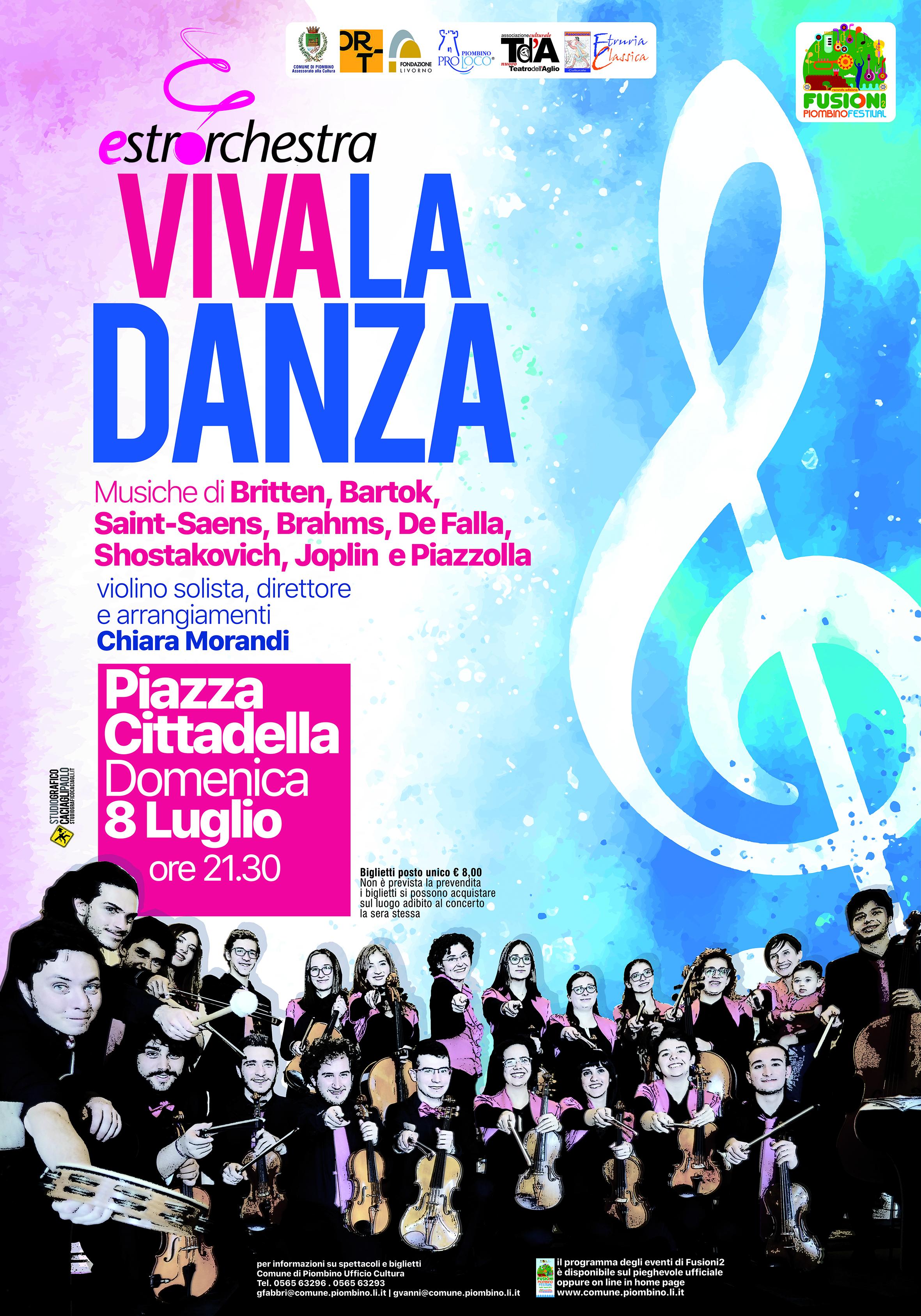 Estrorchestra – Viva la Danza!