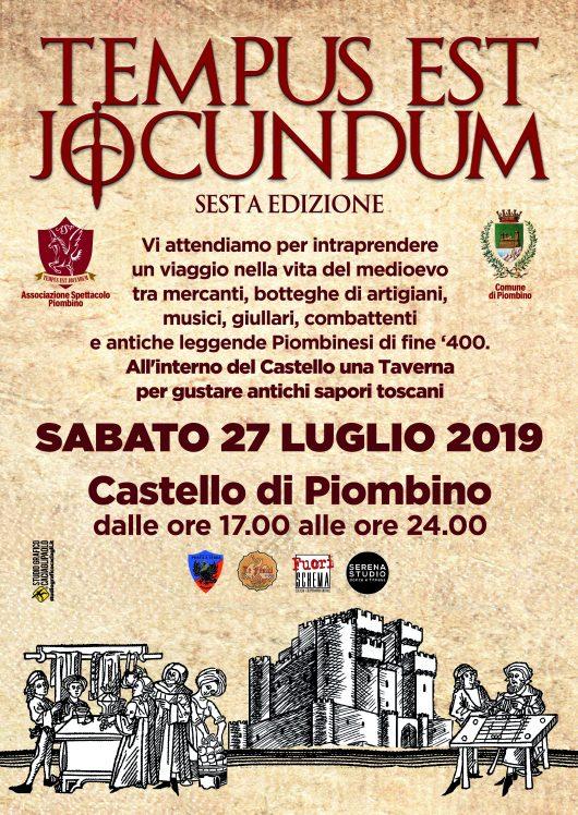 Tempus est Jocundum 2019