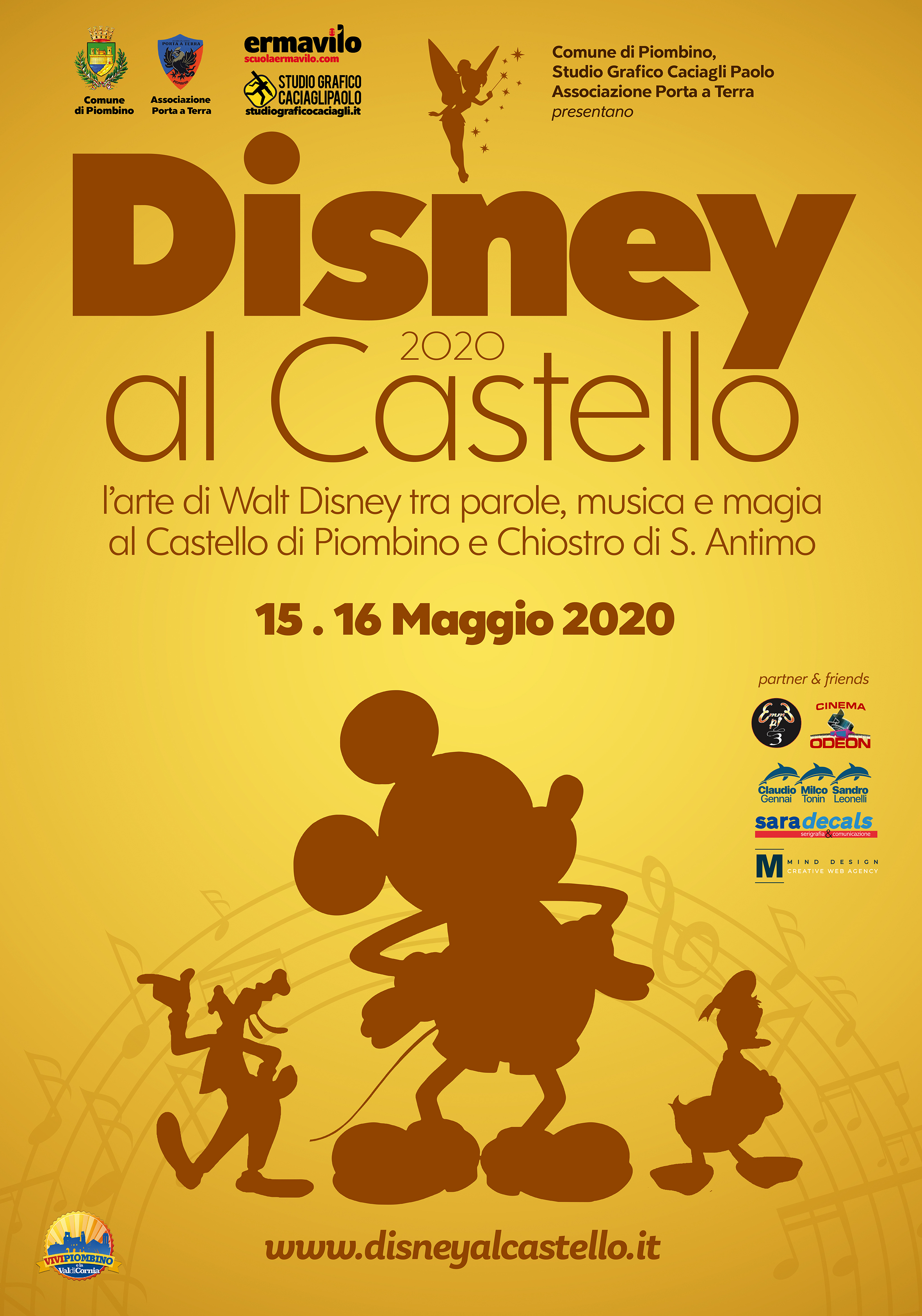 Disney al Castello 2020