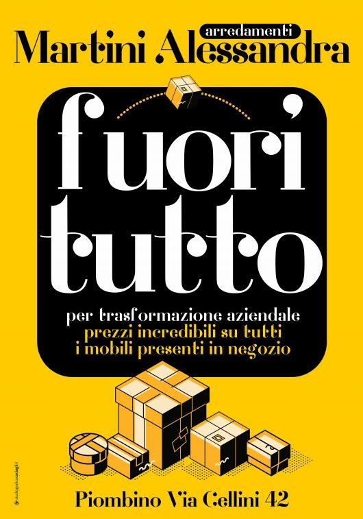 Martini Alessandra Fuori Tutto